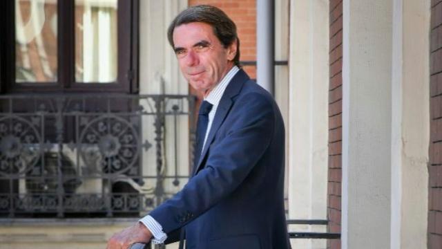 [EFE] 19 de Diciembre 2023 - Muere el expresidente Aznar Azn10