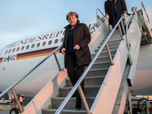 República Federal de Alemania Merkel10
