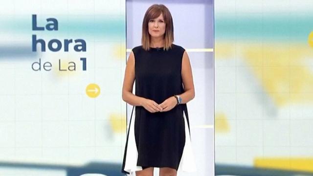 """[RTVE] La Hora Política: """"Necesitamos un Gobierno pronto para atender las necesidades del país."""" Monica10"""