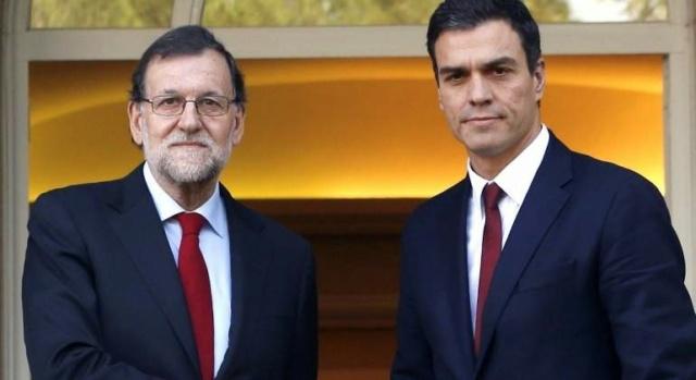 [EFE] 1 Enero 2016: El camino hacia el poder: La toma de Moncloa y del Palau mantienen en vilo a la política española Rajoys10