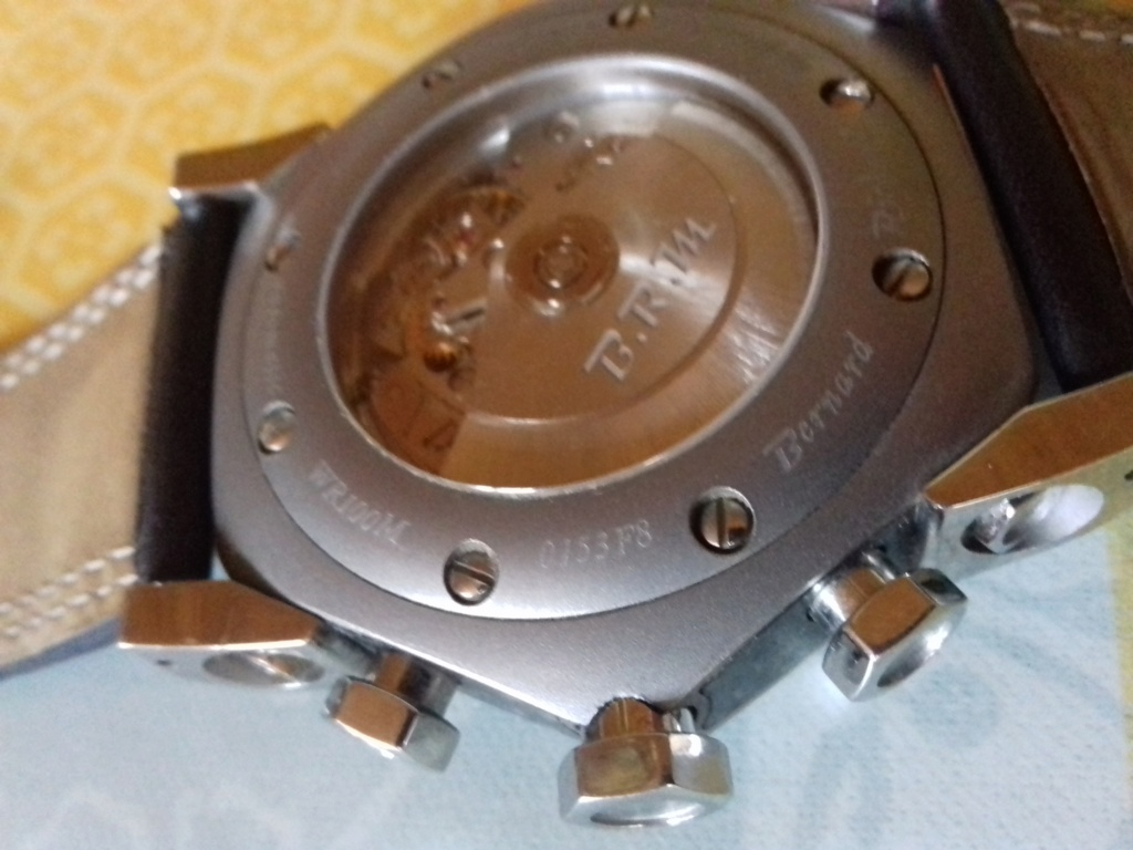 Les montres du Forum 20200111