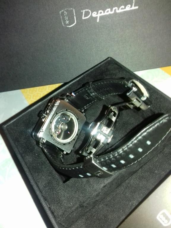 Les montres du Forum 20210212