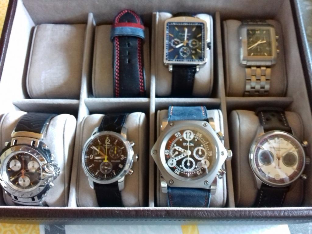 Les montres du Forum 20210410