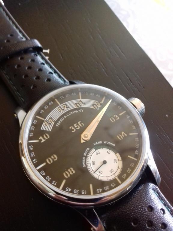 Les montres du Forum 20210512