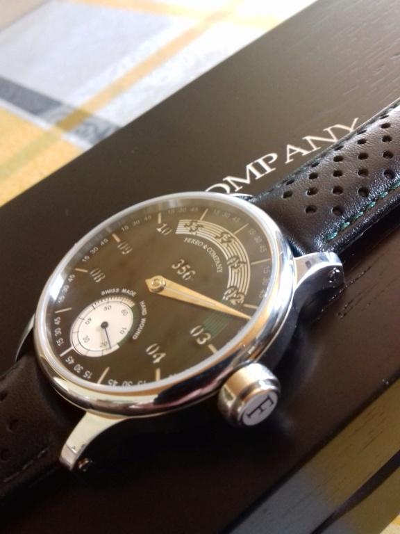 Les montres du Forum 20210513