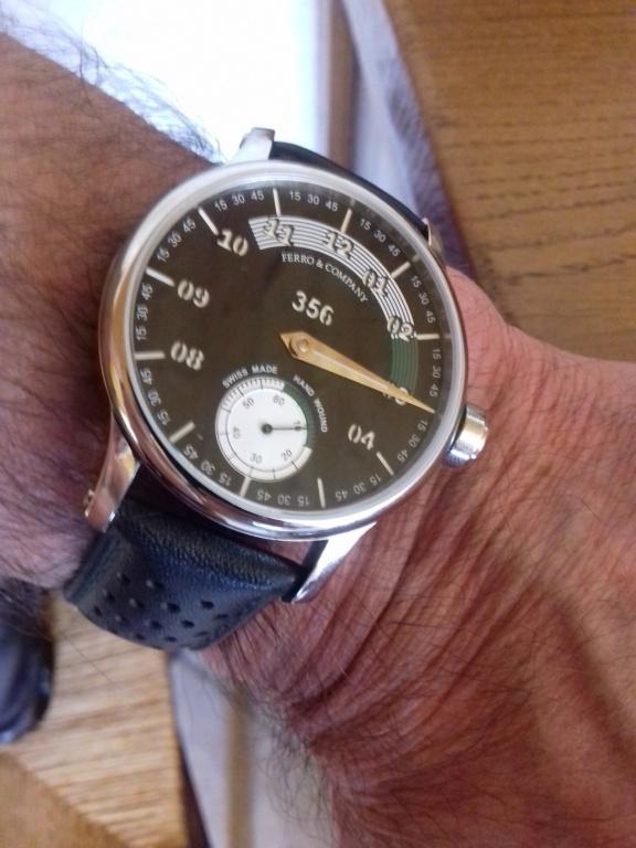 Les montres du Forum 20210514