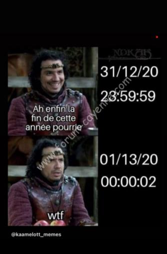 Humour et autres co..eries - Page 5 Kamelo10