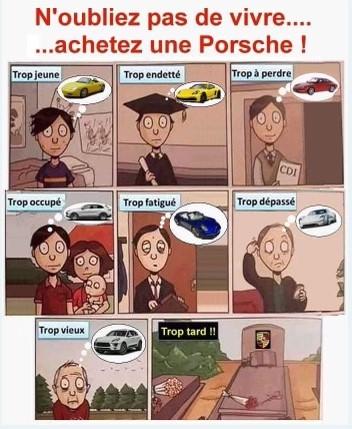 Humour et autres co..eries - Page 15 Porsch11