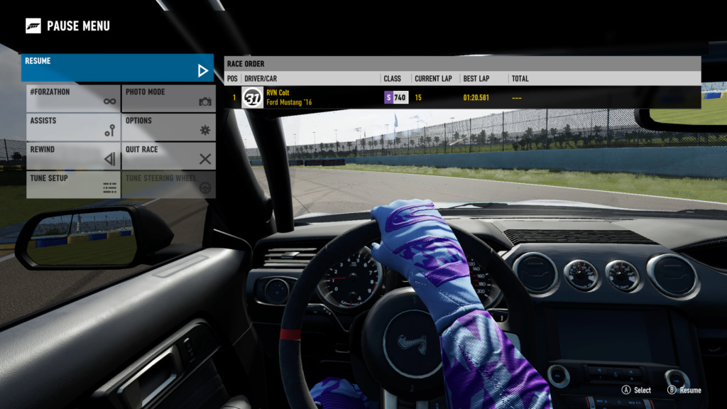 TEC R3 10 Hours of Homestead - GT4 Class 105% Verification - Page 3 Forza_25