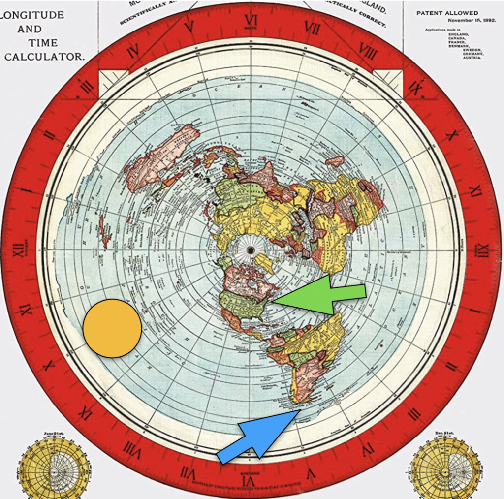Questions About the Flat Earth - Page 10 Screen10