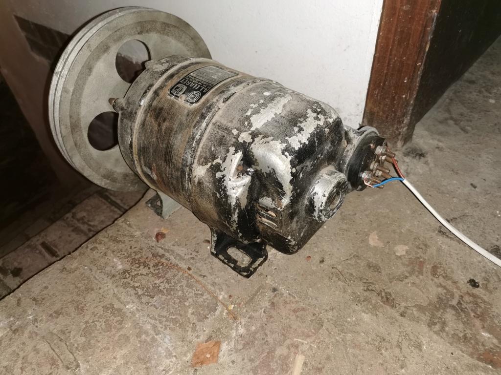 Remplacement condensateur moteur electrique Img_2024