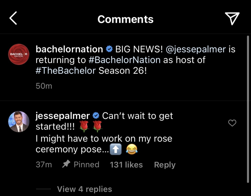 Bachelor 26 - Clayton Echard - Filming Schedule - NO Discussion - *Sleuthing Spoilers* 00de2a10