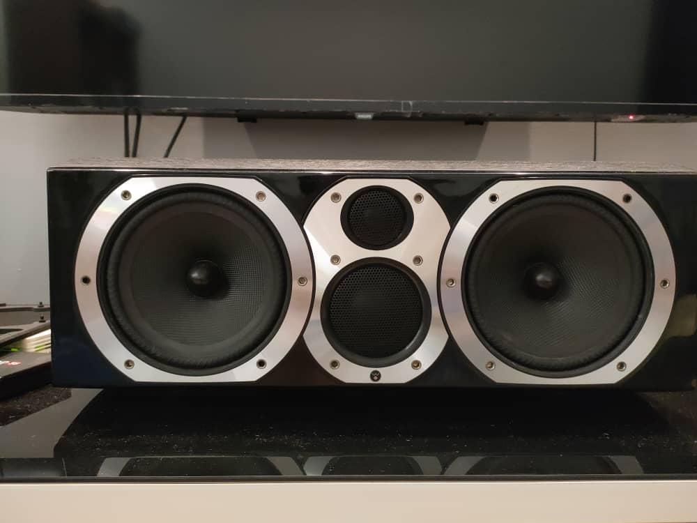 Whafedale Diamond 10.cm center speaker Whatsa19