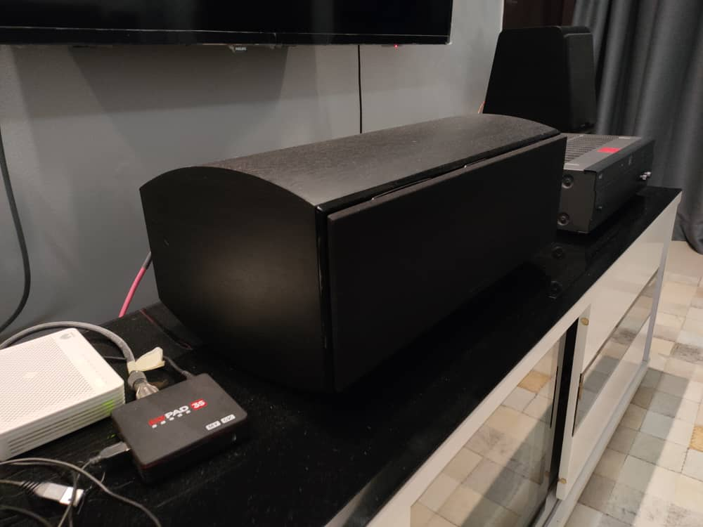 Whafedale Diamond 10.cm center speaker Whatsa20