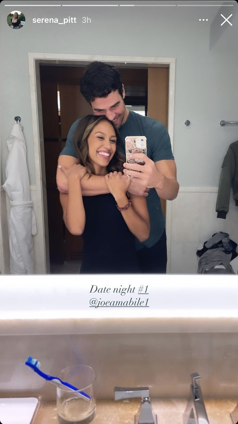Joe Amabile & Serena Pitt - Bachelor in Paradise 7 - Discussion - Page 3 Img_1010