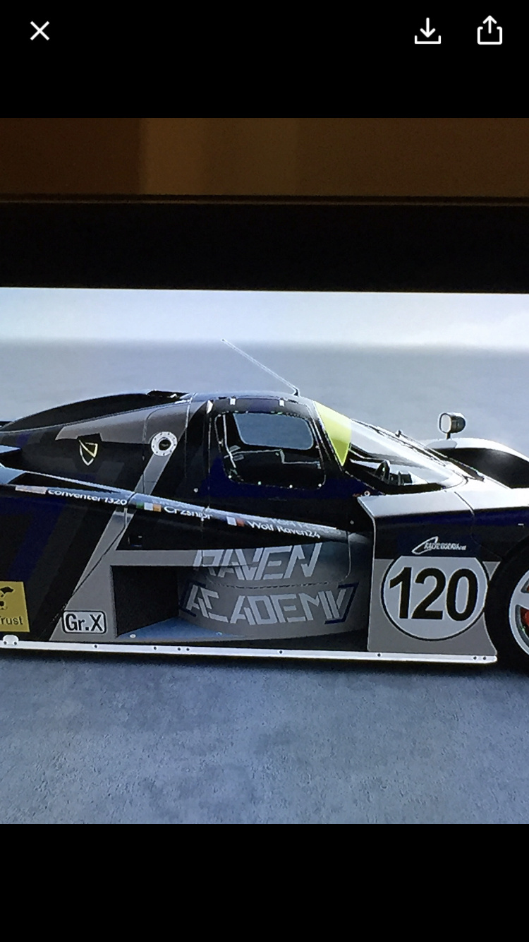 TEC R4 24 Heures du Mulsanne - Livery Inspection - Page 5 8eed9710