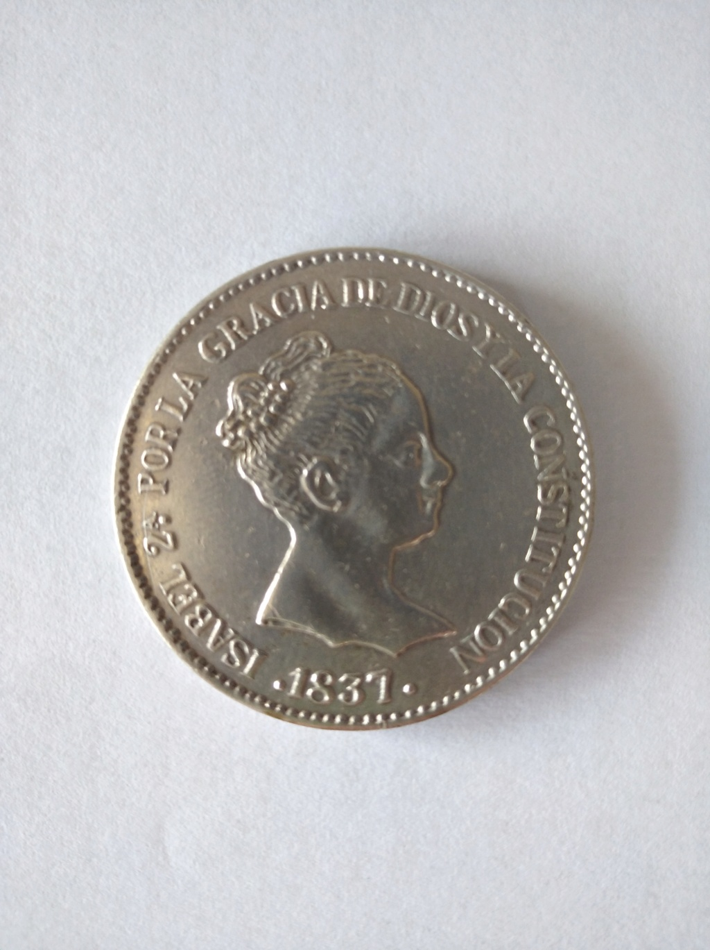 20 reales 1837 16211814