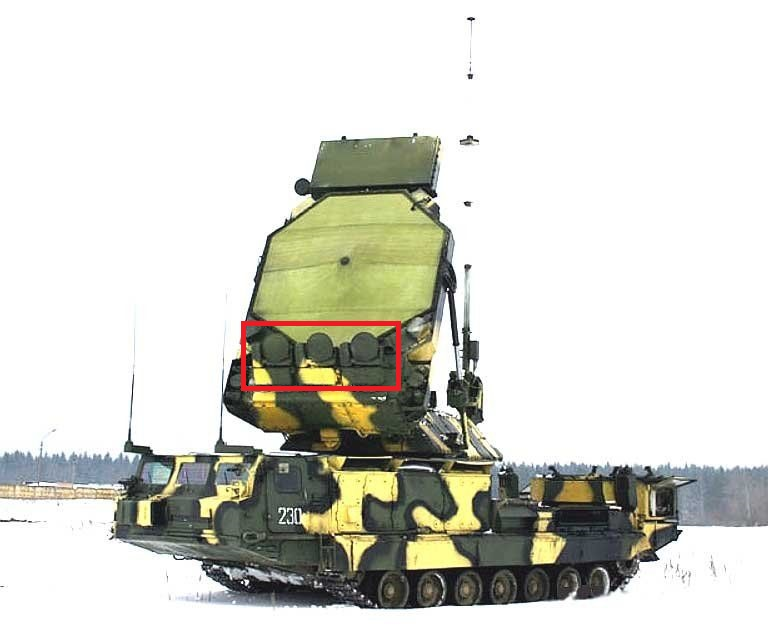 S-500 'Prometheus' missile system Grill_11