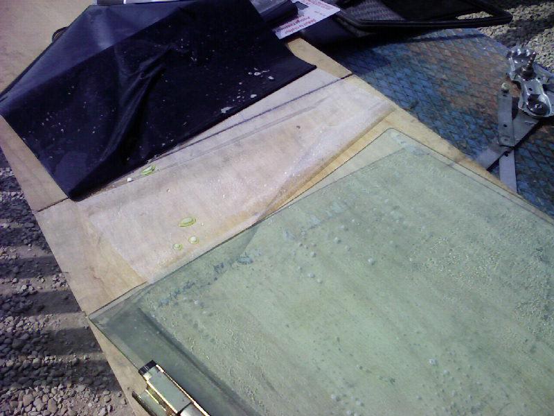 Comment Teinter des vitres ar sur une bx Photo927