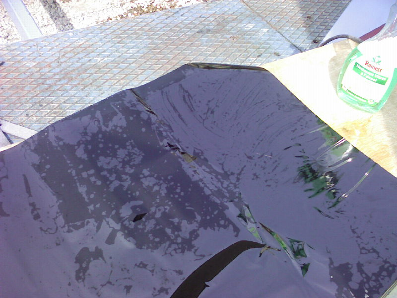 Comment Teinter des vitres ar sur une bx Photo928