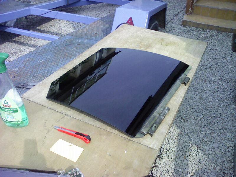 Comment Teinter des vitres ar sur une bx Photo933