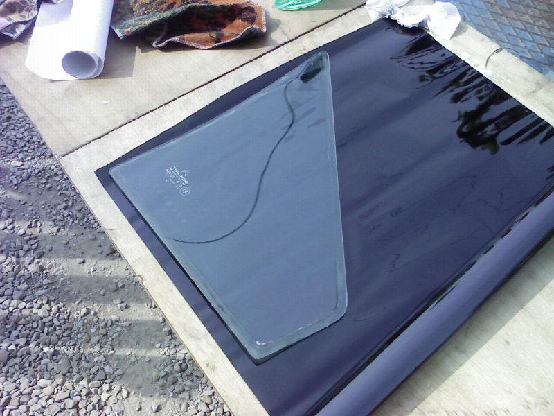 Comment Teinter des vitres ar sur une bx Photo937