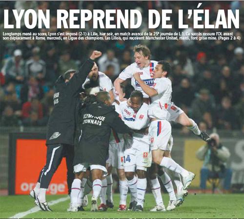 Lyon et l'ol.... Lyon11