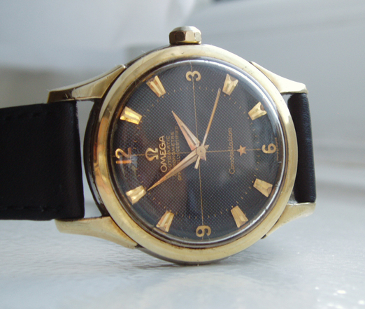 Besoin d'aide à propos d'une OMEGA CONSTELLATION Connie10