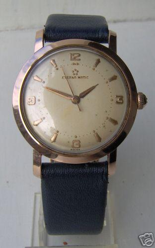 Mido - un feu de montres simples .......? Eterna29