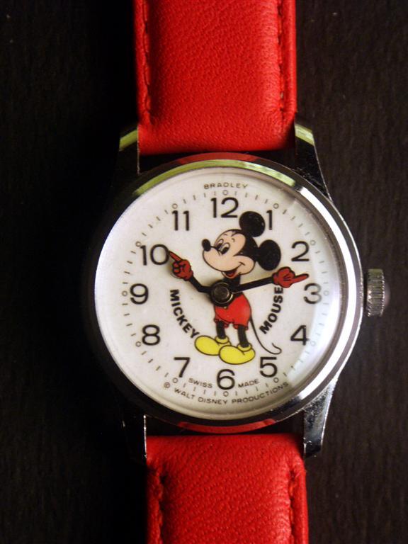quelle montre porte votre femme?? Mickey11