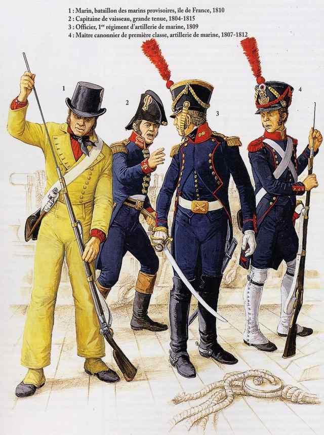 [Les traditions dans la Marine] Tenue dans la Marine- Tome 01 M1010