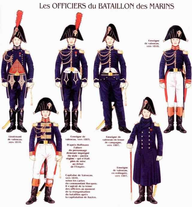 [Les traditions dans la Marine] Tenue dans la Marine- Tome 01 M310