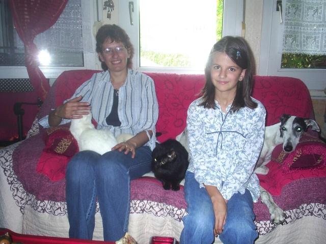 Visite de Caro et Maïlys Visite10