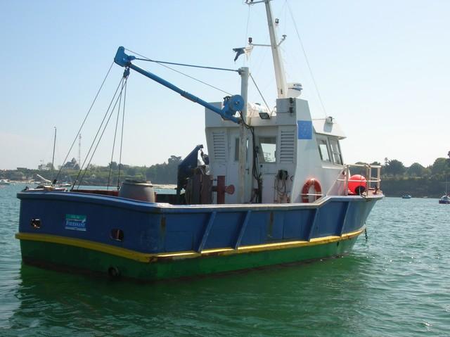 [VIE DES PORTS] Quelques bateaux de pêche (sur nos côtes Françaises) - Page 2 22_04_13