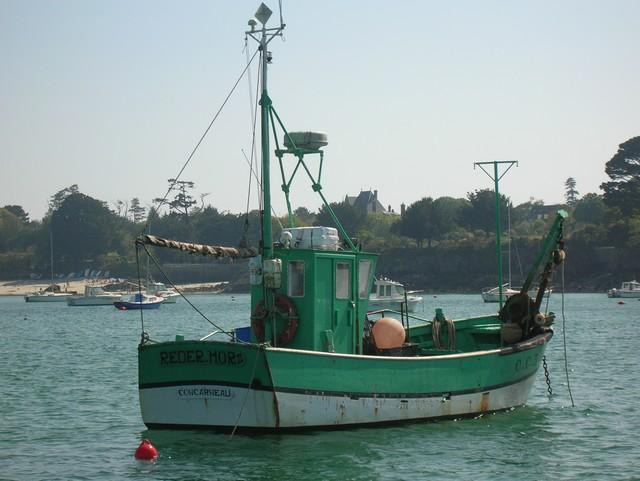 [VIE DES PORTS] Quelques bateaux de pêche (sur nos côtes Françaises) - Page 2 22_04_21