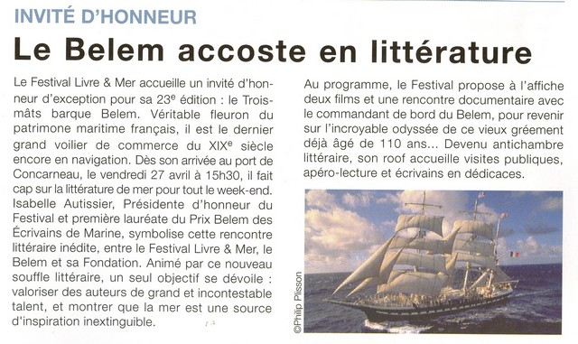 LE PORT DE CONCARNEAU - Volume 002 - Page 6 Festiv12
