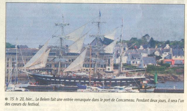 LE PORT DE CONCARNEAU - Volume 002 - Page 6 Numeri12
