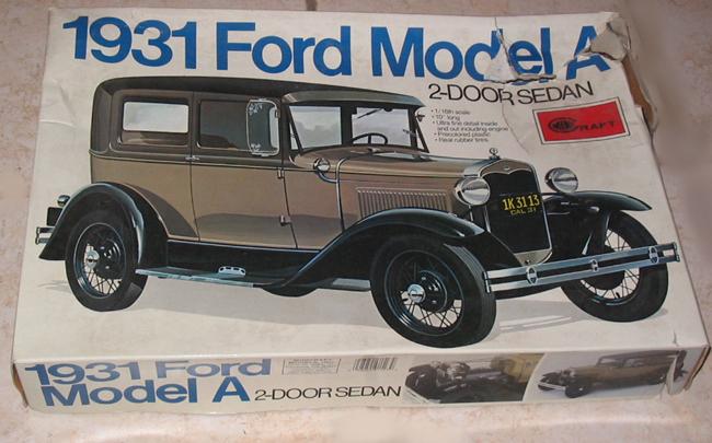 FORD Sedan nostalgia 1931... TERMINé Img_6210