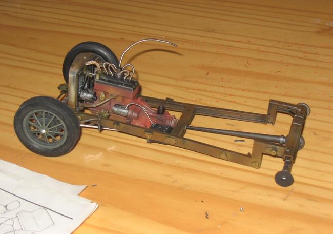 FORD Sedan nostalgia 1931... TERMINé Img_6232