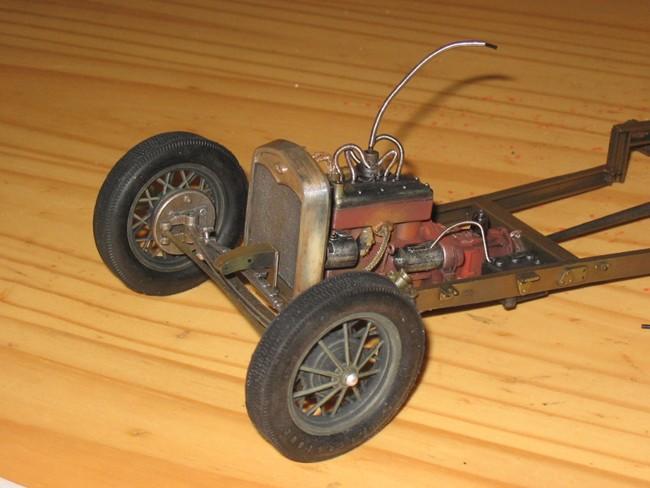 FORD Sedan nostalgia 1931... TERMINé Img_6233
