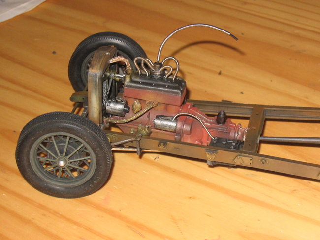 FORD Sedan nostalgia 1931... TERMINé Img_6237