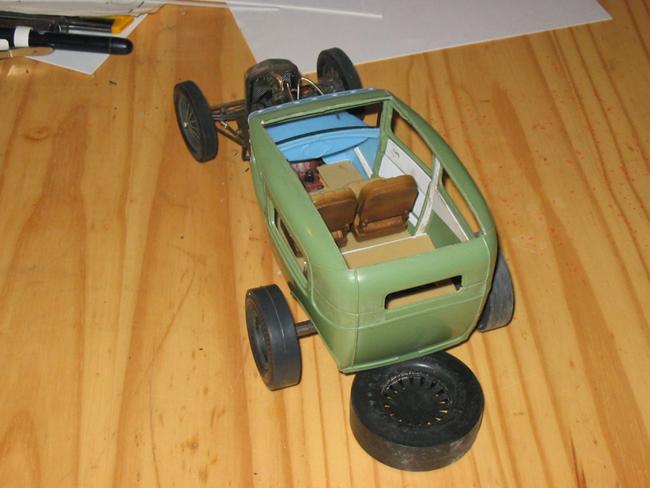 FORD Sedan nostalgia 1931... TERMINé Img_6240