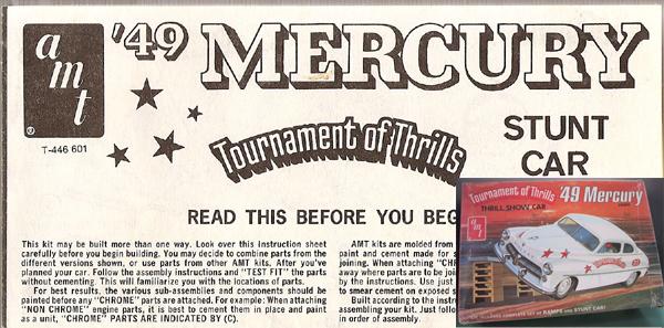 La Mercury '49 Merc1212