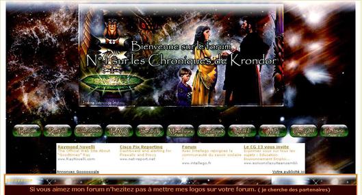 Forum N°1 sur les chroniques de Krondor. 111