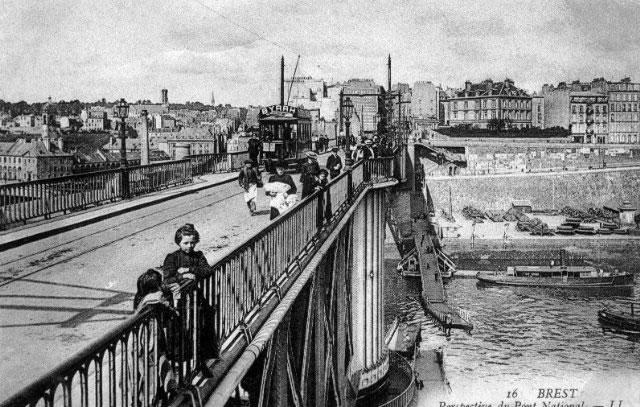 [Ports] LE VIEUX BREST - Page 2 Brest-10