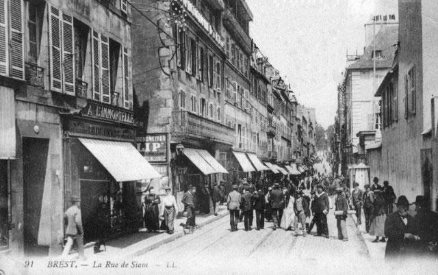 [Ports] LE VIEUX BREST - Page 2 Brest-11
