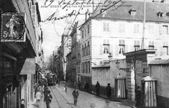 [Ports] LE VIEUX BREST - Page 2 Brest-12