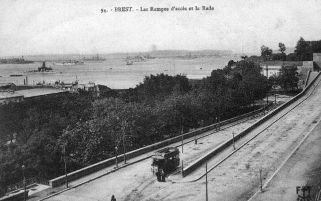 [Ports] LE VIEUX BREST - Page 2 Brest-16