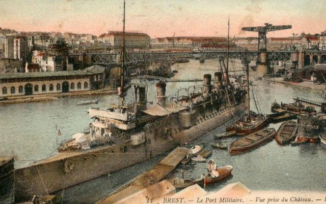 [Ports] LE VIEUX BREST - Page 2 Brest-18