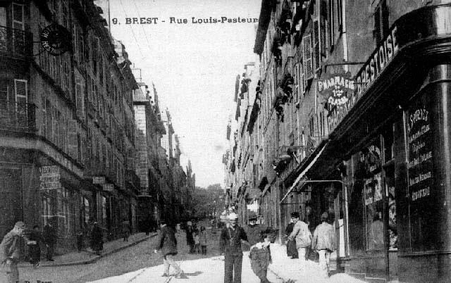 [Ports] LE VIEUX BREST - Page 2 Brest-20